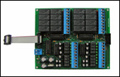 EXP1616R Expansion Card with 32 Digital I/Os